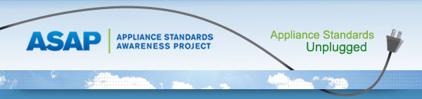 Appliance Standards Awareness Project Newsletter logo